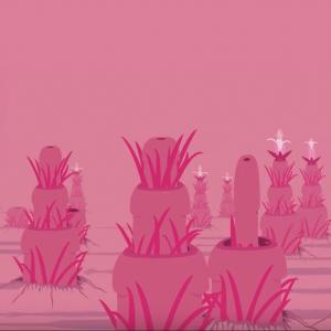 """Matteo Bal, still 1 uit de animatiefilm """"Same sex extasy"""""""