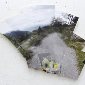 """Frans Lampe,  2017, """"Sluiproute"""""""