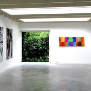 Galerie Wit, Ide André, Lea Schiess, Esmee Seebregts, Eli Zegers