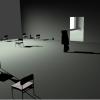 still uit 'ornottobe', een online endless simulation